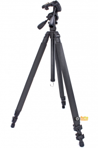 Dorr Pro Black 3 XL , trepied foto + cap cu manete [1]