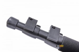 Dorr Pro Black 3 XL , trepied foto + cap cu manete [4]