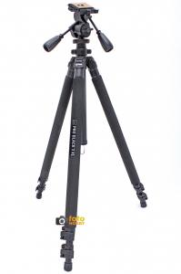 Dorr Pro Black 3 XL , trepied foto + cap cu manete [0]