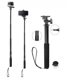 Dorr SF-74GP - suport Selfie pt camerele GoPro si telefoane mobile2