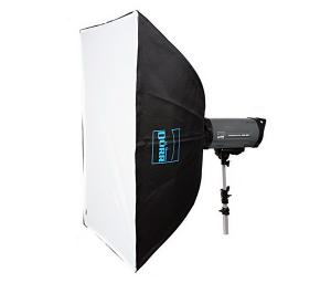 Dorr softbox 80cm x 100cm + montura Bowens [0]