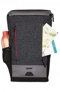 Dorr Stockholm Backpack grey-blue - rucsac foto10