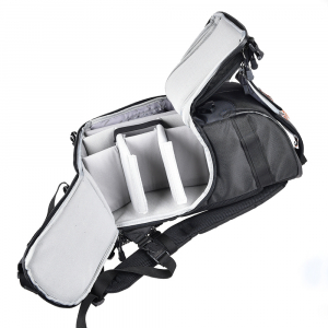Dorr Yuma Backpack black - rucsac foto5