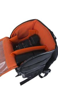 Dorr Yuma Double sling orange/black [5]