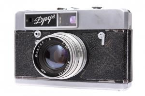 - Drug + Jupiter-8 50mm f/22