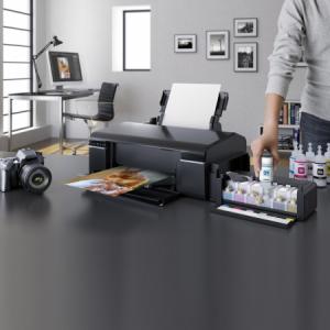 Epson L805 - imprimanta Wi-Fi inkjet A4 cu sistem de cerneala de mare capacitate6