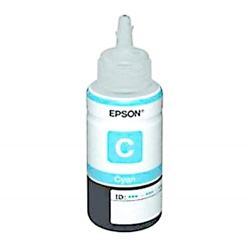 Epson T6732 - cerneala cyan pentru imprimanta Epson L8000