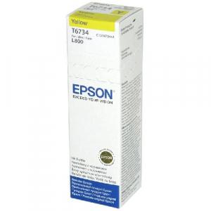 Epson T6734 - cerneala yellow pentru imprimanta Epson L800 [0]