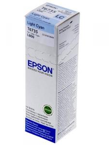 Epson T6735 - cerneala light cyan pentru imprimanta Epson L800 [1]