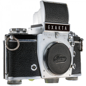 Exakta Varex IIa Model 1961- body3