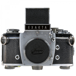 Exakta Varex IIa Model 1961- body2