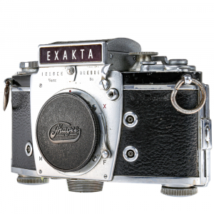 Exakta Varex IIa Model 1961- body0