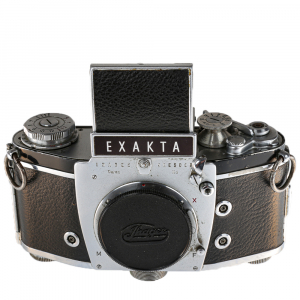 Exakta Varex IIa Model 1961- body5