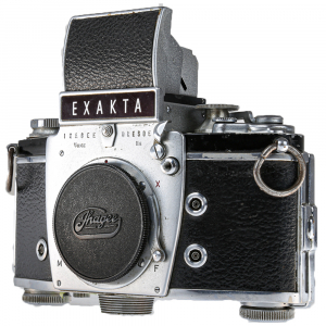 Exakta Varex IIa Model 1961- body1