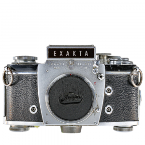 Exakta Varex IIa Model 1961- body11