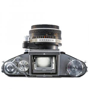 Exakta Varex IIa Model 1961+ Carl Zeiss Tessar 50mm f/2.89