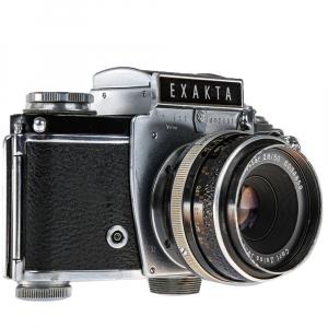 Exakta Varex IIa Model 1961+ Carl Zeiss Tessar 50mm f/2.82