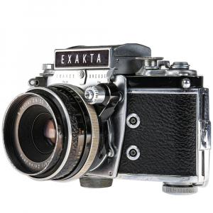 Exakta Varex IIa Model 1961+ Carl Zeiss Tessar 50mm f/2.80