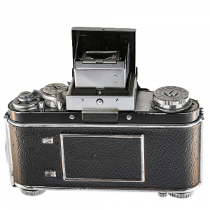 Exakta Varex IIa Model 1961+ Carl Zeiss Tessar 50mm f/2.87