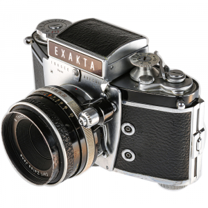 Exakta Varex IIa Model 1961+ Carl Zeiss Tessar 50mm f/2.85