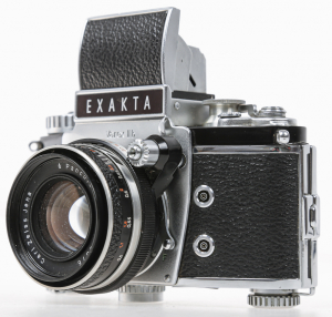 Exakta Varex IIb, Pancolar 2/50mm [10]