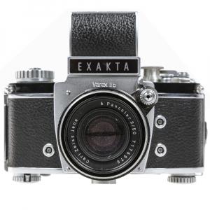 Exakta Varex IIb, Pancolar 2/50mm [9]