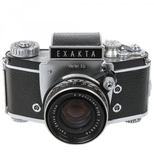 Exakta Varex IIb, Pancolar 2/50mm [1]