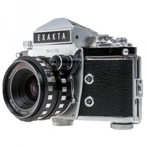 Exakta Varex IIb,Travegon 3,5/35mm0