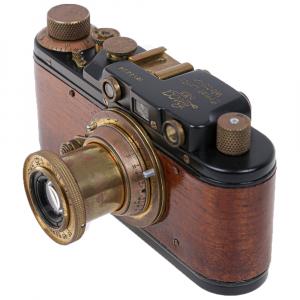 Fake Leica + Fake Elmar3,5/50mm3