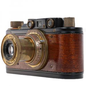 Fake Leica + Fake Elmar3,5/50mm0