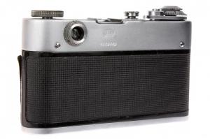 Fed 3 + Industar-26 52mm f/2.8 , aparat de colectie [3]