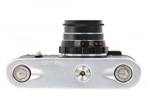 FED 5B body cu obiectiv  Industar-61 L / D 55mm f / 2.8 5