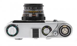 FED 5B body cu obiectiv  Industar-61 L / D 55mm f / 2.8 4