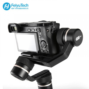 Feiyu Tech G6 Plus Sistem de Stabilizare pe 3 Axe - pt. camere de actiune, mirroless si smartphone [5]