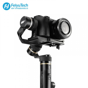 Feiyu Tech G6 Plus Sistem de Stabilizare pe 3 Axe - pt. camere de actiune, mirroless si smartphone [3]