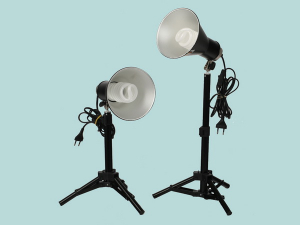 FHS Lampa Fluorescenta, cu lumina continua, kit 2 bucati0