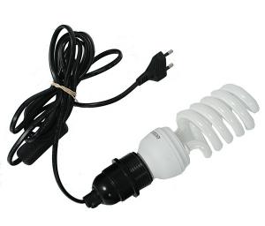 FHS Lampa Fluorescenta, cu lumina continua, kit 2 bucati4