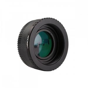 FIKAZ , adaptor cu lentila de corectie de la obiective montura M42 la body montura Nikon F0
