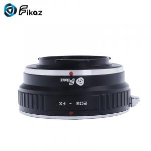 FIKAZ , adaptor de la Obiectiv montura Canon EF la body montura Fujifilm X4