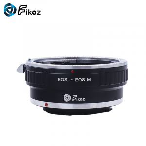 FIKAZ , adaptor de la obiective montura Canon EF la body montura Canon EOS M1