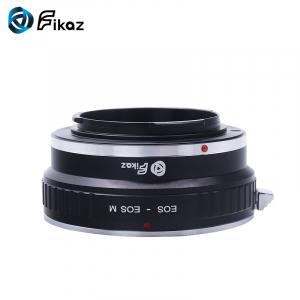 FIKAZ , adaptor de la obiective montura Canon EF la body montura Canon EOS M6