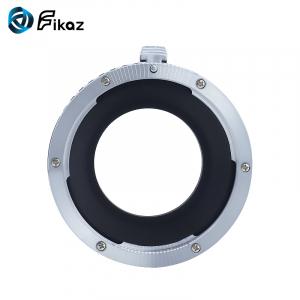 FIKAZ , adaptor de la obiective montura Canon EF la body montura Olympus / Panasonic Micro 4/3 (MFT)1