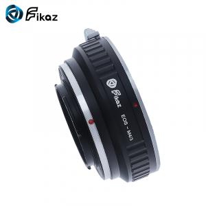 FIKAZ , adaptor de la obiective montura Canon EF la body montura Olympus / Panasonic Micro 4/3 (MFT)4