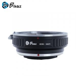 FIKAZ , adaptor de la obiective montura Canon EF la body montura Olympus / Panasonic Micro 4/3 (MFT)0