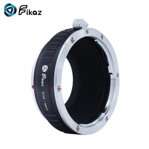 FIKAZ , adaptor de la obiective montura Canon EF la body montura Olympus / Panasonic Micro 4/3 (MFT)2