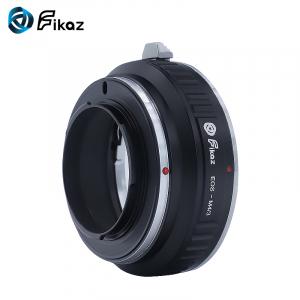 FIKAZ , adaptor de la obiective montura Canon EF la body montura Olympus / Panasonic Micro 4/3 (MFT)3