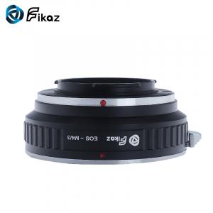 FIKAZ , adaptor de la obiective montura Canon EF la body montura Olympus / Panasonic Micro 4/3 (MFT)5