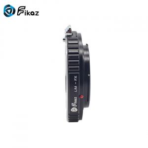 FIKAZ , adaptor de la obiective montura Leica M la body montura Fujifilm X6