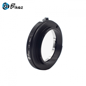 FIKAZ , adaptor de la obiective montura Leica M la body montura Sony E (NEX)4
