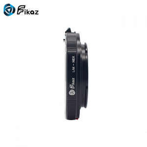 FIKAZ , adaptor de la obiective montura Leica M la body montura Sony E (NEX)5